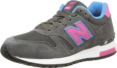 New Balance 565 Sneakers, Scarpe da Ginnastica Basse Donna, 3-6 Mesi