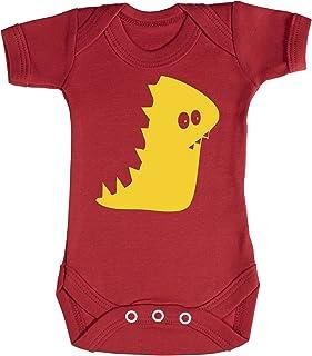 Baby Buddha Slug Monster Baby Bodysuit 100% Baumwolle