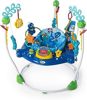 comprar comparacion Baby Einstein Saltador y Centro de actividades Neptune's Ocean Discovery con 15 juguetes interactivos multilingües, luces ...