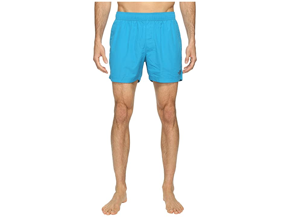 The North Face Class V Pull-On Trunk Short (Baja Blue (Prior Season)) Men