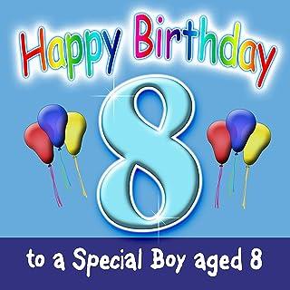 Happy Birthday - 8 Today! (Dance Mix)