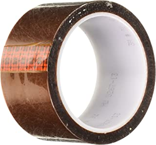 3M Polyimide Film 3M Electrical Tape 92, Amber, 1