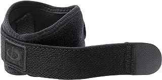 Phiten Tendon Elbow Strap with Padding, Black, Medium