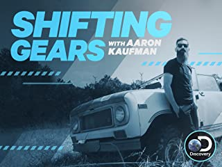 aaron kaufman shifting gears