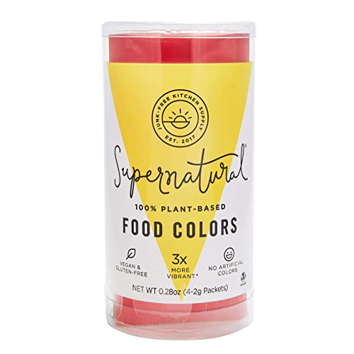 Amazon.com : Food Coloring by Supernatural | No Artificial Dyes ...