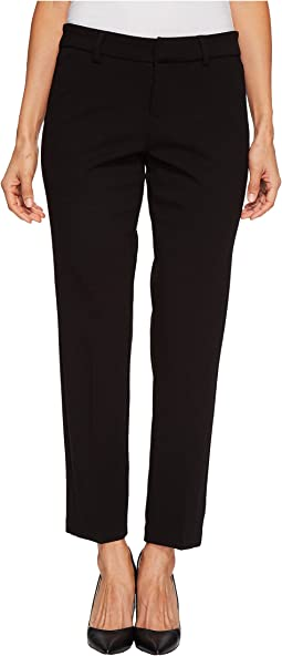 Liverpool - Petite Kelsey Straight Leg Trousers in Super Stretch Ponte Knit