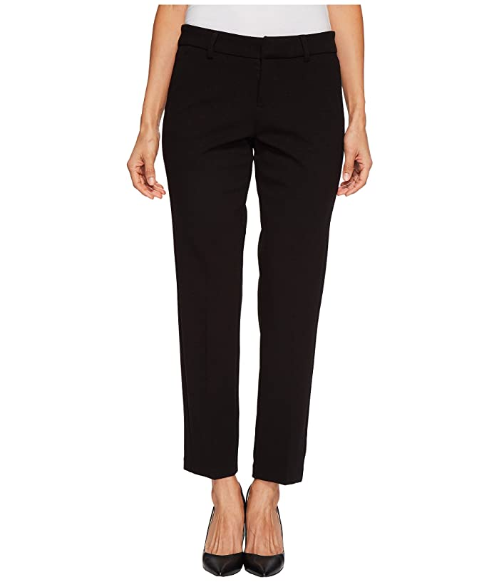 Liverpool Petite Kelsey Straight Leg Trousers In Super Stretch Ponte Knit Zappos Com