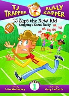 TJ Zaps the New Kid: Stopping a Social Bully (TJ Trapper, Bully Zapper)