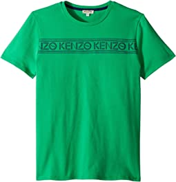 Kenzo Kids - Tee Shirt Logo (Big Kids)