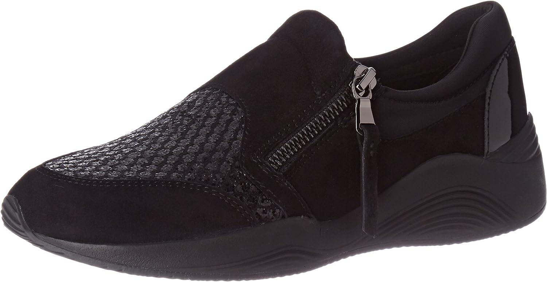 Geox Women's D OMAYA A Sneakers