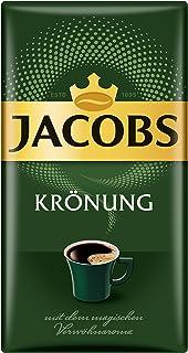 Jacobs filterkoffie Krönung klassiek, 12 stuks, 12 x 500 g gemalen koffie