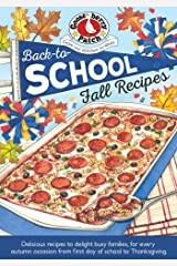 Back-To-School Fall Recipes (Seasonal Cookbook Collection) Kindle Edition