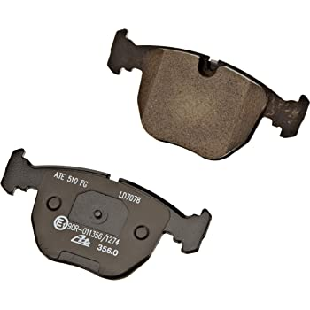 ATE 13047072292 Jeu de m/âchoires de freins de stationnement ATE en c/éramique