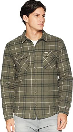 AR Plaid Long Sleeve Flannel