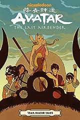 Avatar: The Last Airbender - Team Avatar Tales Kindle Edition