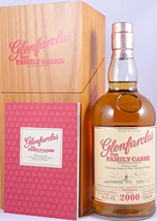 Glenfarclas 2000 14 Years The Family Casks Refill Sherry Butt Cask 4075 Highland Single Malt Scotch Whisky Cask Strength 58,5% - one of 650 bottles