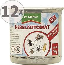 Dr. Stähler Nebelautomat gegen Schadinsekten Gardopia Sparpakete  Zeckenzange mit Lupe 12 Stück