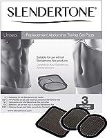 Slendertone Électrodes de rechange pour ceintures abdominales