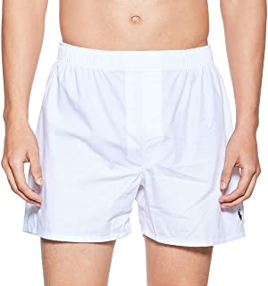 Polo Ralph Lauren Men's 3-Pack Classic Fit Packaged Woven Boxers