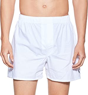 Polo Ralph Lauren Men's 3-Packaged Woven Boxers
