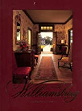 Williamsburg: The Finest Reproductions of Eighteenth-Century Furnishings