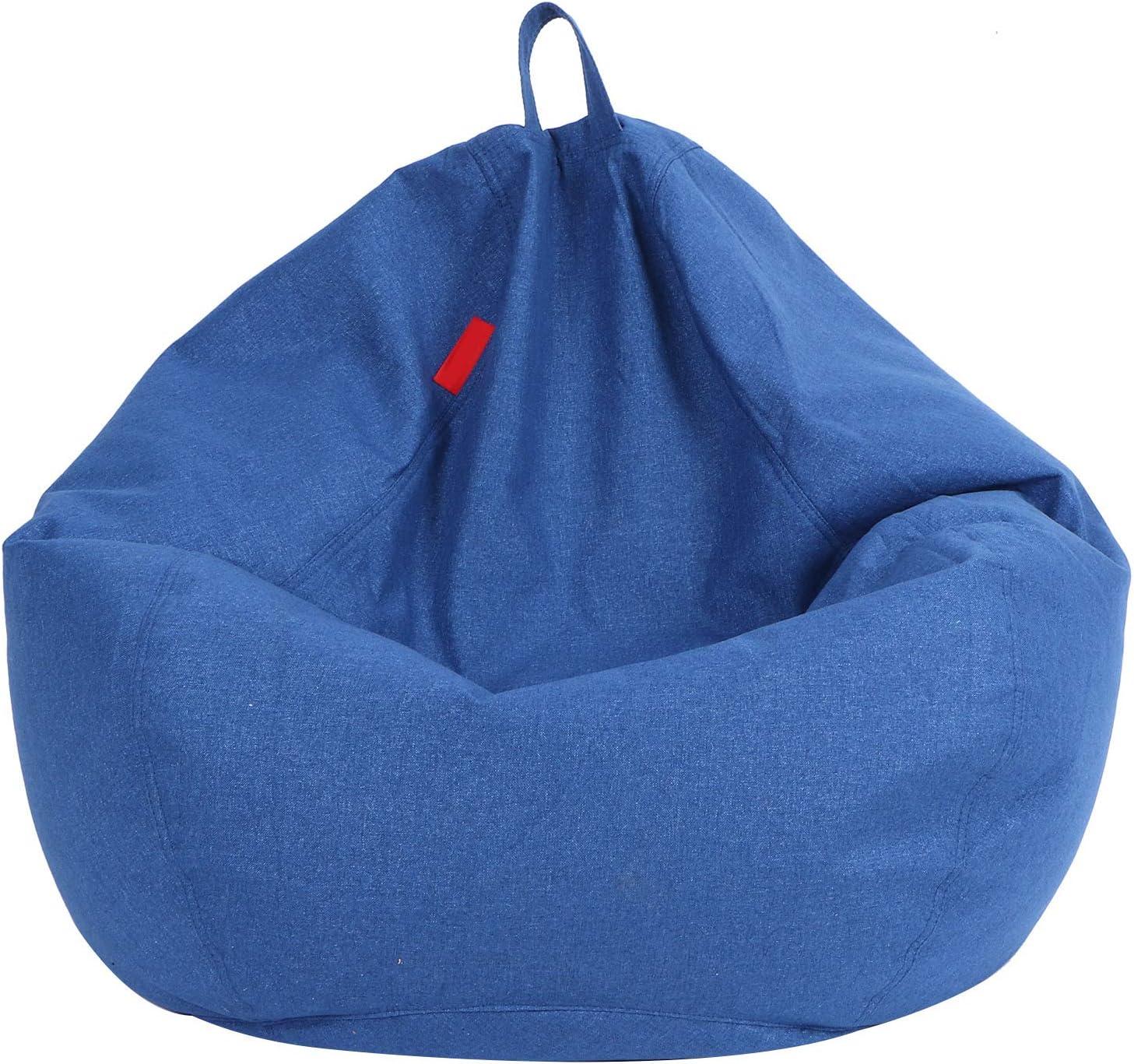 Jiawu Leisure Sofa Portable Max 59% OFF Chair Bean Bag Strong Mail order