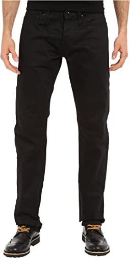 Black Selvedge Chino