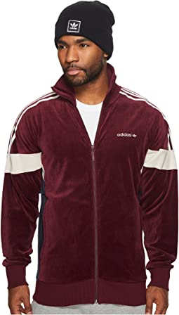 adidas Originals - CLR84 Velour Track Top
