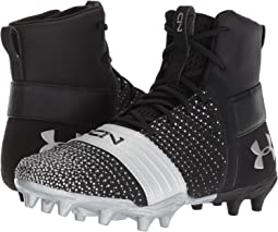 UA C1N MC Football (Little Kid/Big Kid)