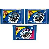 3-PK OREO Original & OREO Double Stuf Chocolate Sandwich Cookies Deals