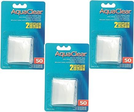 (3 Pack) AquaClear 50 Nylon Bags, 2 Bags each