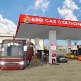Intelligent Autobus Lavage Service 2019: Station-essence Parking Et Conduite Simulateur Jeux Libre pour des gamins