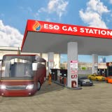 Inteligente Autobús Lavar Servicio 2019: Gasolinera Estacionamiento Y Conducción Simulador Juegos Gratis para niños
