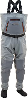 Frogg Toggs Hellbender Breathable Stockingfoot Chest Wader, Stout
