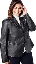 Jessica London Women's Plus Size Peplum Jacket