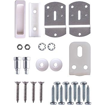 SLIK 08SL009 - Kit para puerta corredera (con accesorios extra): Amazon.es: Bricolaje y herramientas