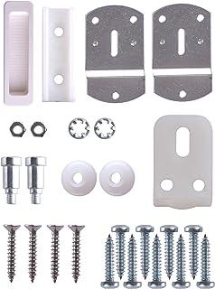 SLIK 08SL009 Wardrobe NO.1 Sliding Door Gear Extra Fittings KIT (SS1), Aluminium