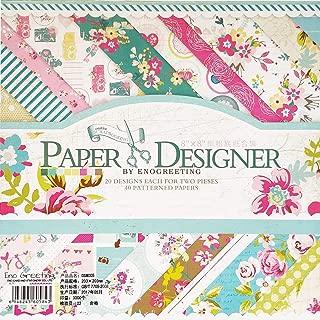Best floral craft paper Reviews