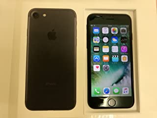 Apple iPhone7 256GB ブラック MNCQ2J/A SoftBank