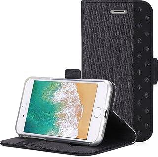 Procase iPhone SE 2020 / iPhone 8 / iPhone 7 Wallet Case, Folio Folding Wallet Case Flip Cover Protective Case for 4.7-inc...