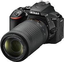 Nikon D5600- Cámara réflex de 24.2 MP (pantalla tá