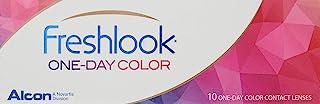 FreshLook One Day Contact Lenses, Color Mystic Hazel, -4.00