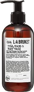 LA BRUKET No.94 Liquid Soap Sage/Rosemary/Lavender 250ml