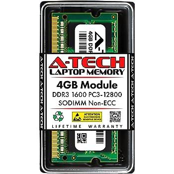 1x4GB *sealed*MORE* *new Kingston 4GB KTD-L3CL//4G  DELL Laptop DDR3L-1600 1.35V