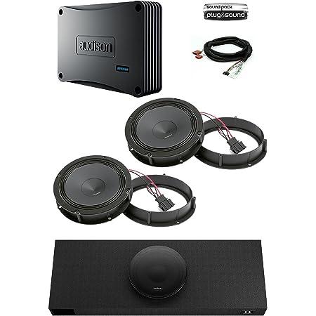 Audison Apsp G7 Kit Custom Amp Speakers Elektronik