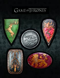 Game of Thrones Shield Magnet Set (Games of Thrones)