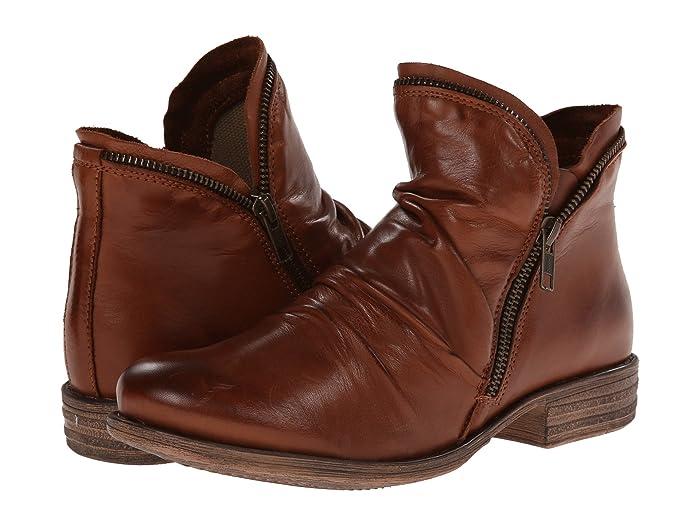 Miz Mooz  Luna (Brandy) Womens Dress Boots