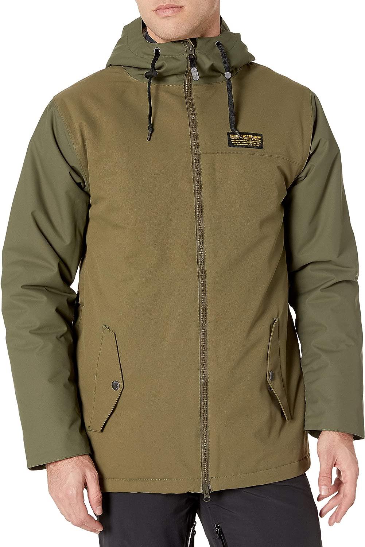 AIRBLASTER Men's Toaster Insulated Outwerwear Jacket, Surplus, Medium