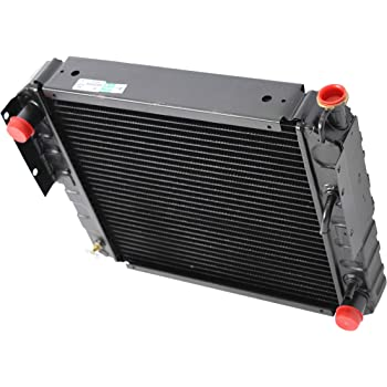 CONDENSER FOR HYSTER 1365252