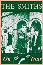 ملصق مطبوع عليه The Smiths 1986 The Queen is Dead Tour 36x24 Music Art Print Poster Morrissey